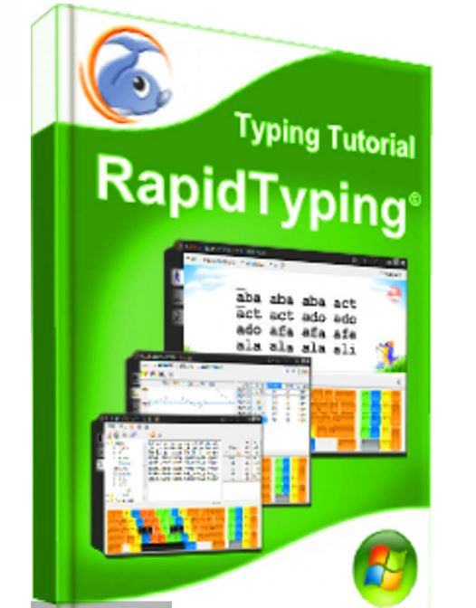 Rapid Typing Tutor 5.4 Crack With Serial Key 2021 [Latest]