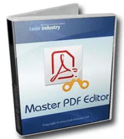 Master PDF Editor 5.7.60 Crack With Registration Code 2021 [Latest]