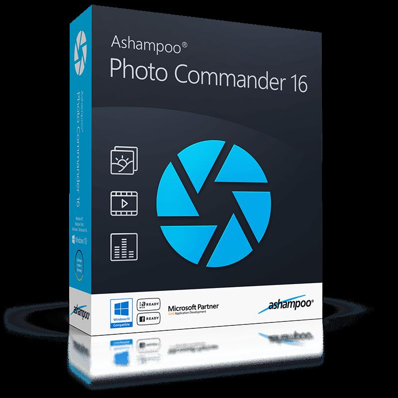 Ashampoo Photo Commander 16.3.2 Crack With Serial Key 2021 [Latest]