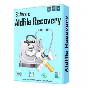 Aidfile Recovery Software 3.7.5.2 Crack With Serial Key 2021 [Latest]