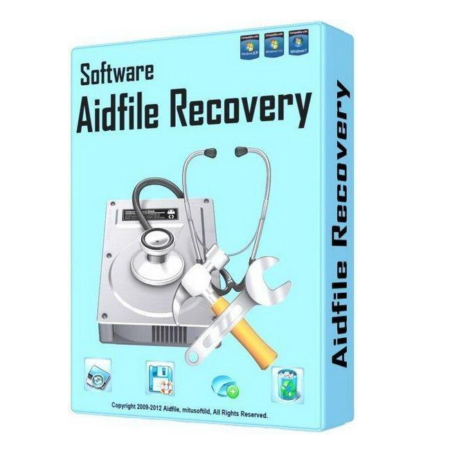 Aidfile Recovery Software 3.7.4.9 Crack With Serial Key 2021 [Latest]