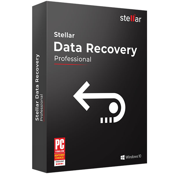 Stellar Data Recovery Professional 10.1.0.0 Crack With Activation Key 2021 [Latest]