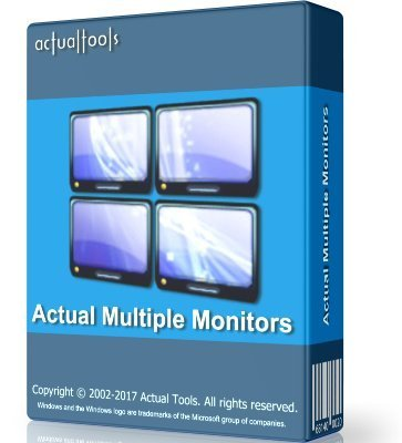 Actual Multiple Monitors 8.14.5 Crack With License Key 2021 [Latest]