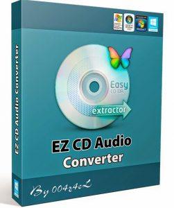 EZ CD Audio Converter 9.3.1.1 Crack With Serial Key 2021 [Latest]