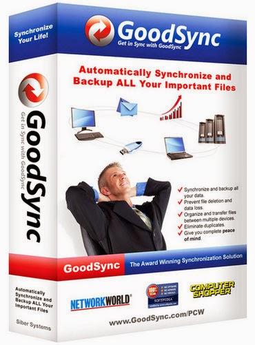 GoodSync Enterprise 11.8.6.6 Crack With License Key 2021 [Latest]