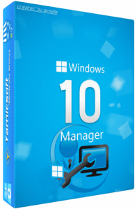 Yamicsoft Windows 10 Manager 3.4.7 Crack With Activation Code 2021 [Latest]