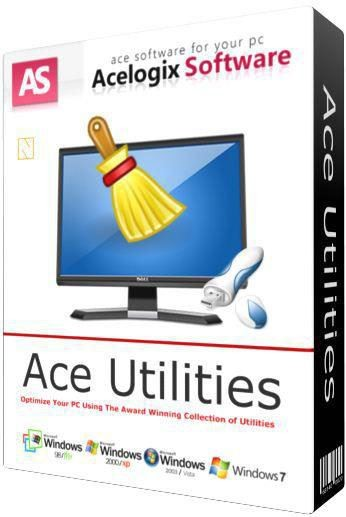 Ace Utilities 6.6.0 Build 301 Crack With Registration Key 2021 [Latest]