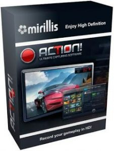 Mirillis Action 4.22.1 Crack With Activation Key 2021 [Latest]
