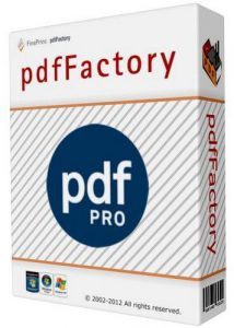 pdfFactory Pro 8.01 Crack With Serial Key 2021 [Latest]