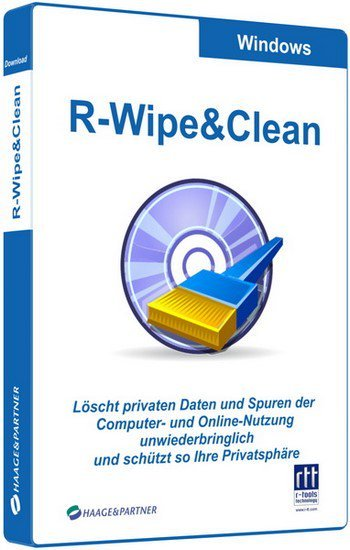 R-Wipe & Clean 20.0 Build 2334 Crack With Registration Key 2021 [Latest]