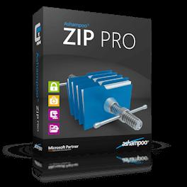 Ashampoo ZIP PRO 3.05.15 Crack With Activation Key 2021 [Latest]