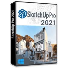 SketchUp Pro 21.1.332 Crack With License Key 2021 [Latest]