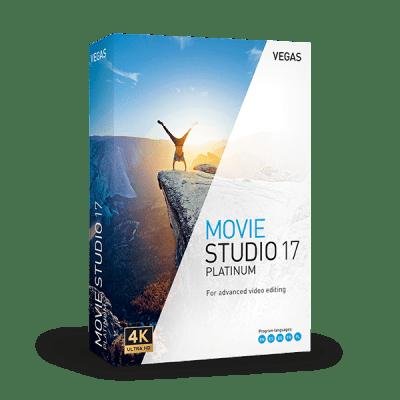 MAGIX VEGAS Movie Studio Platinum 17.0.0.223 Crack + Serial Key 2021 [Latest]