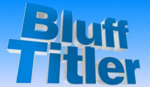 BluffTitler Ultimate 15.5.0.0 Crack With Serial Key 2021 [Latest]