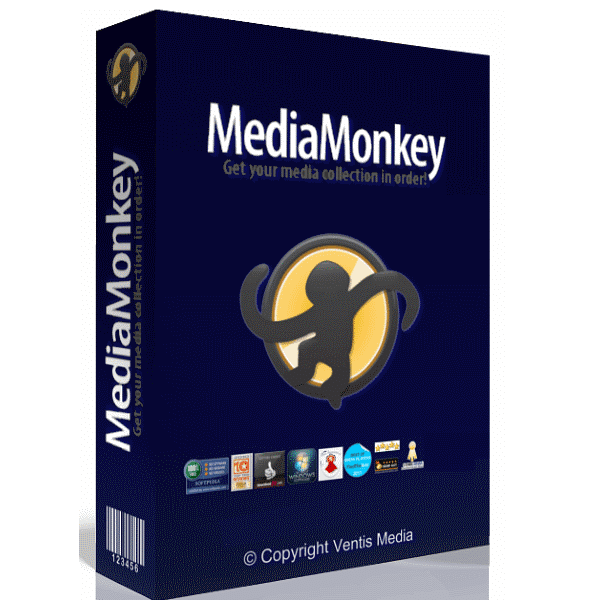 MediaMonkey Gold 5.0.2.2508 Crack With License Key [Lifetime] Latest