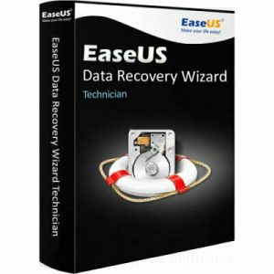 EaseUS Data Recovery Wizard Technician 14.4.0 Crack + Serial Key 2021 [Latest]