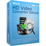 WinX HD Video Converter Deluxe 5.16.6.333 Crack + License Key 2021 Latest