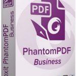 Foxit PhantomPDF Business 11.1.0.52543 Crack + Activation Key 2021 Latest