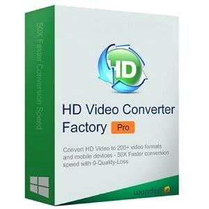 WonderFox HD Video Converter Factory Pro 24.0 Crack+ Serial Key 2021 Latest